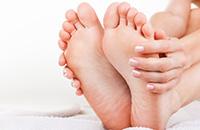 足の健康を考えた設計