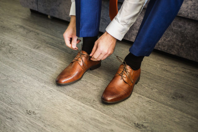 シークレットシューズ 背が高くなる靴