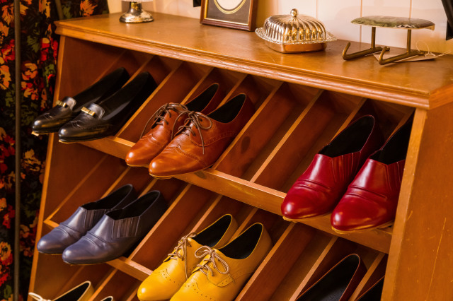 シークレットシューズ 背が高くなる靴 専門店