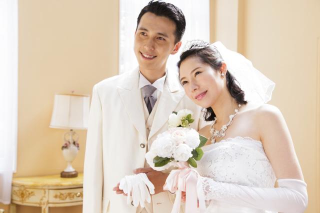 結婚式でシークレットシューズ